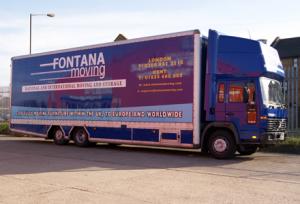 Fontana Moving